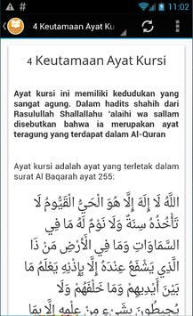 Ayat Kursi - MP3 & Terjemahan screenshot 1