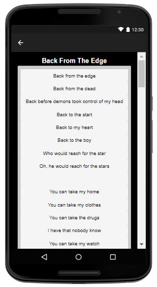 James Arthur Lyrics For Android Apk Download We'll look in this book or just request lyrics ! apkpure com