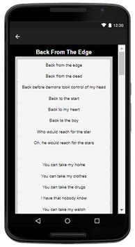 James Arthur Lyrics screenshot 2