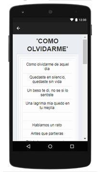 La Beriso Letras screenshot 2