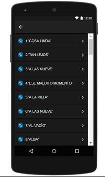 No Te Va Gustar Letras screenshot 1