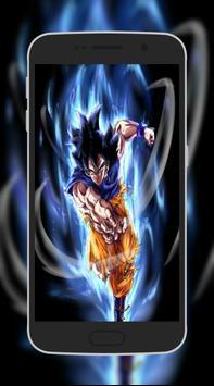 New Ultra Instinct Goku Wallpaper HD screenshot 2
