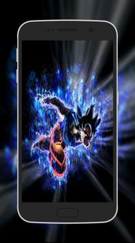 New Ultra Instinct Goku Wallpaper HD screenshot 5