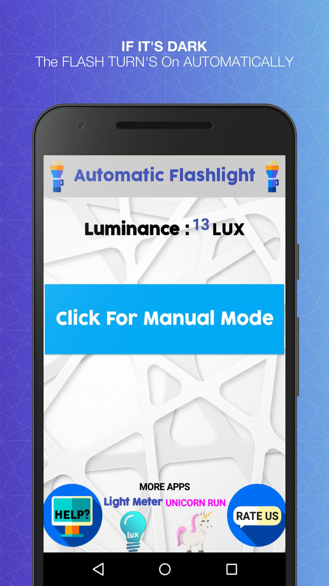 AUTO flash: Automatic flash Light for Android - APK Download