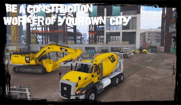 Excavator Simulator Game Free screenshot 8