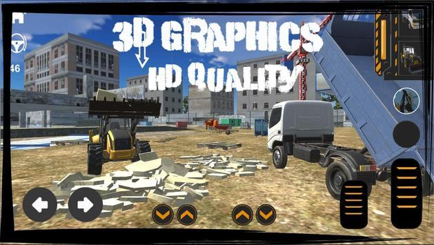 Excavator Simulator Game Free screenshot 10