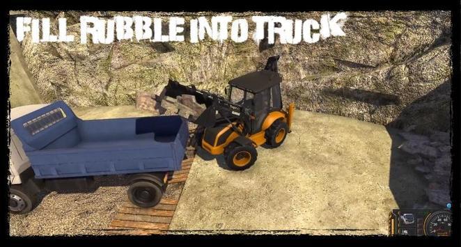 Excavator Simulator Game Free screenshot 17