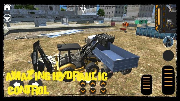 Excavator Simulator Game Free screenshot 16
