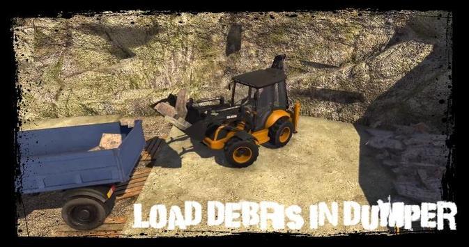 Excavator Simulator Game Free screenshot 1