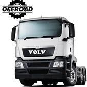 Volv Off-Road Truck Simulator 2019 icon