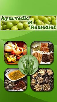 Ayurvedic Remedies poster