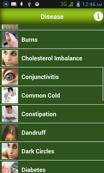 Ayurvedic Remedies screenshot 1