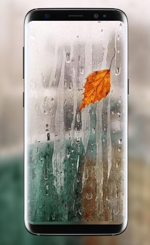 Water Rain Drop Live Wallpaper 2018 Ripple Effect For