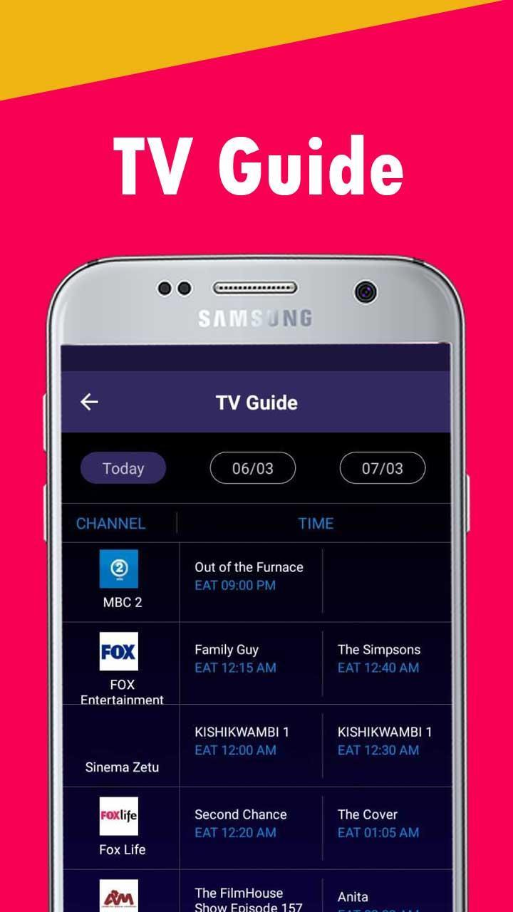 AzamTV for Android - APK Download