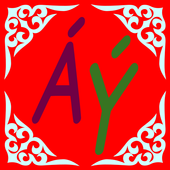 Kazakh Latin alphabet, Qazaq ABC in Latin script icon