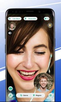 New Azar Live Video Chat Free Astuces poster
