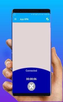 Aza VPN screenshot 1