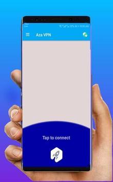 Aza VPN screenshot 2