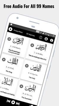 99 Names of Allah (Free Audio) Allah Names (Islam) gönderen