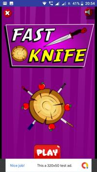 Fast Knife screenshot 1