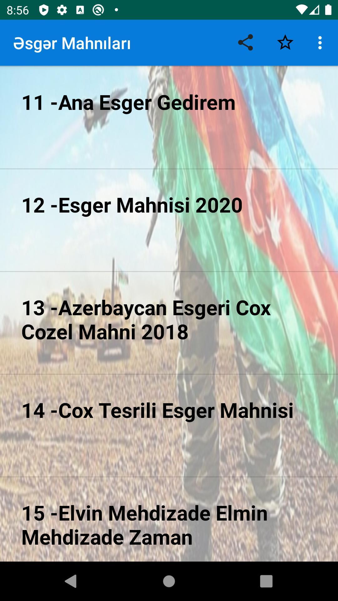 Azerbaycan Esger Mahnilari 2021 Oflayn For Android Apk Download