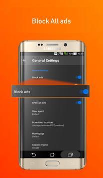 Azka Anti Block Browser - Unblock without VPN screenshot 3