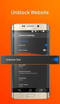 Azka Anti Block Browser - Unblock without VPN screenshot 1