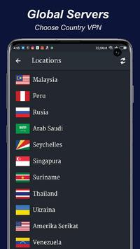 Turboo VPN - Anti Blokir VPN screenshot 1