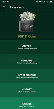 PK rewards Plakat