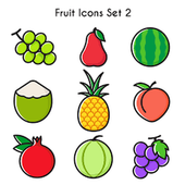 Guess the Fruits icon