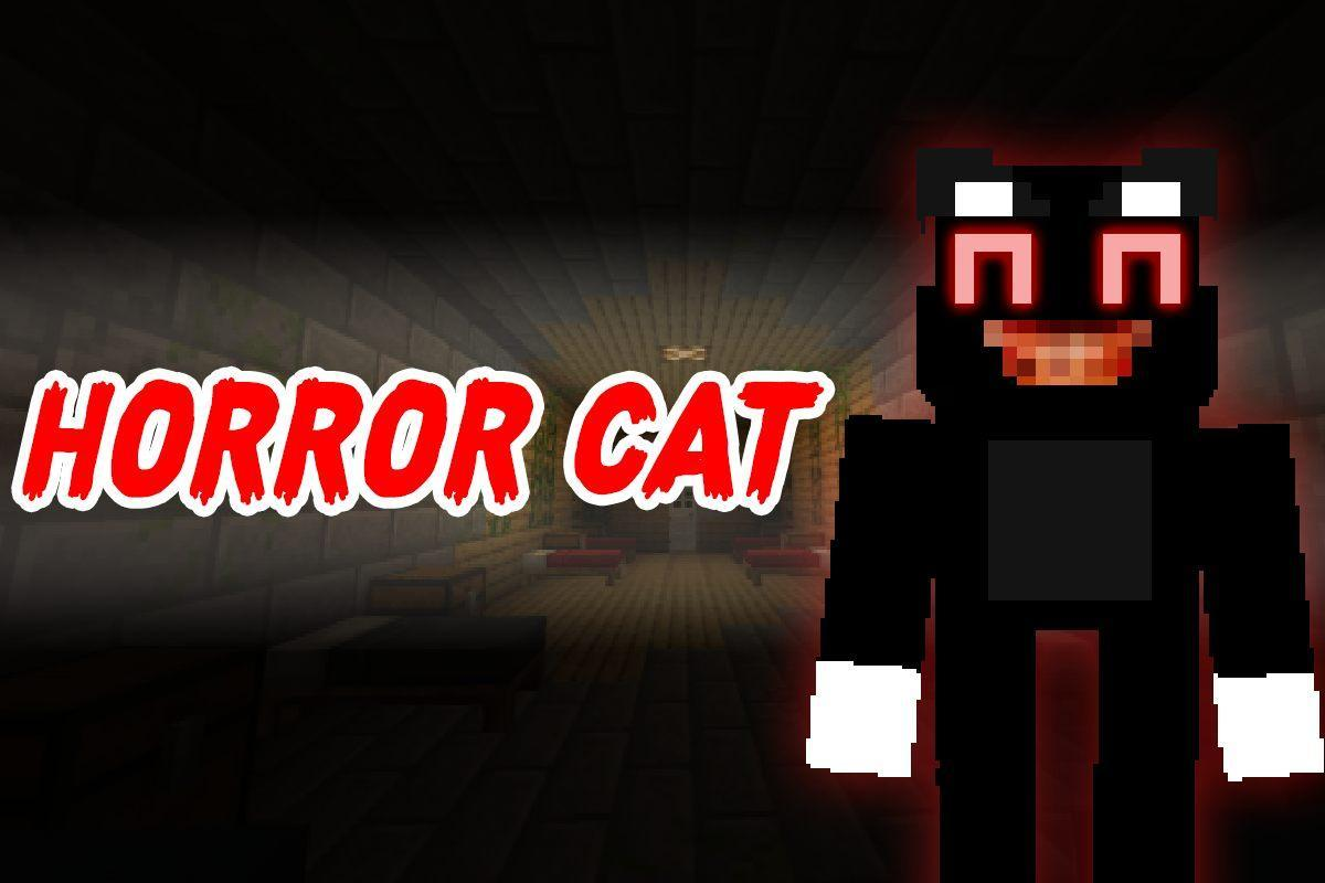 Cartoon Cat In Minecraft Escape Map For Pe For Android Apk Download