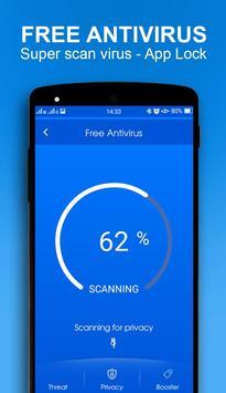 Free Antivirus screenshot 1