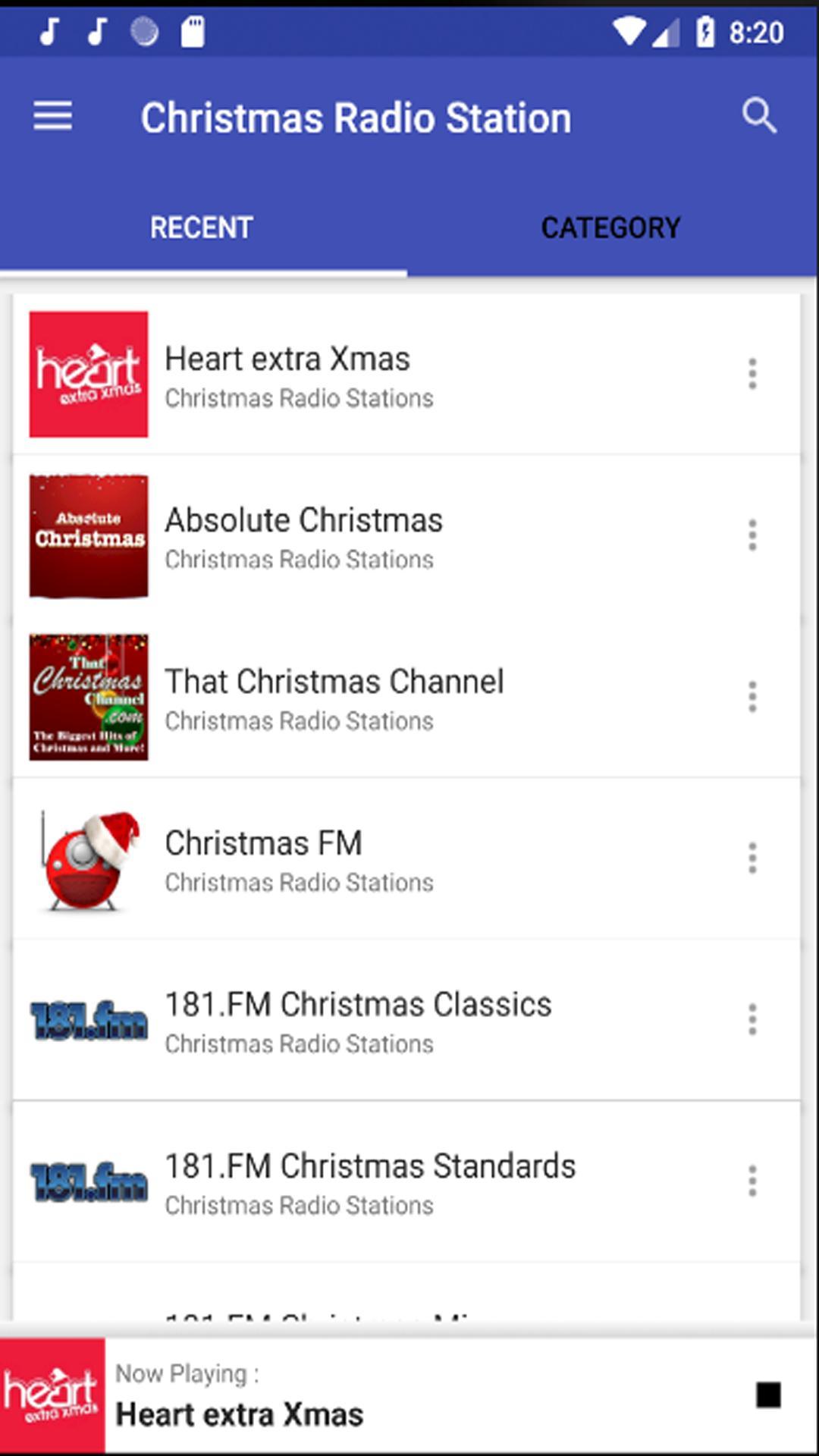 Christmas Music Radio Stations 2019.Christmas Music Radio 2019 For Android Apk Download