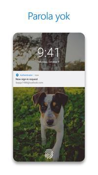 Microsoft Authenticator Ekran Görüntüsü 1