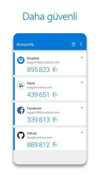 Microsoft Authenticator Ekran Görüntüsü 2