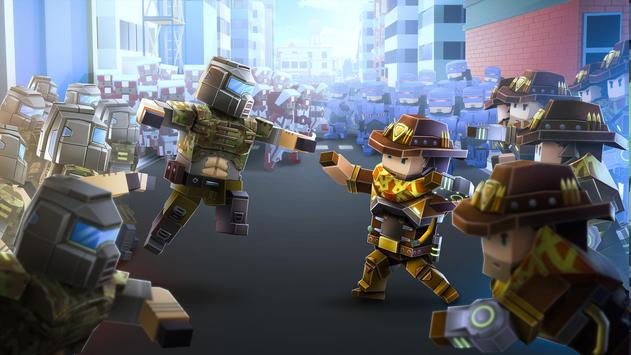 City Gangs captura de pantalla 11
