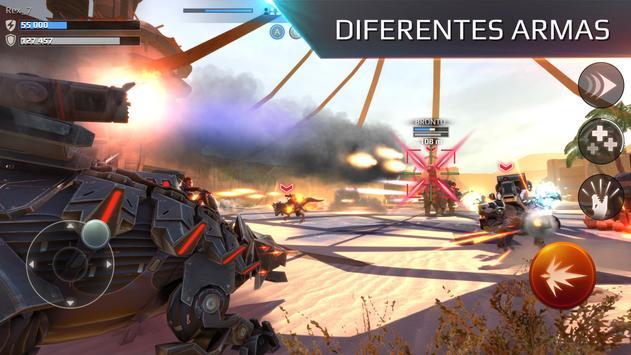 FULL METAL MONSTERS captura de pantalla 6