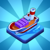 Merge Ship: Idle Tycoon आइकन