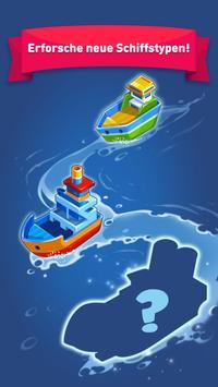 Merge Ship: Idle Tycoon Screenshot 3