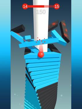لعبة سقوط الكرة - فجر المنصات تصوير الشاشة 12