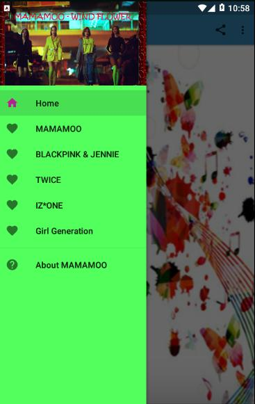 Mamamoo - Wind Flower for Android - APK Download