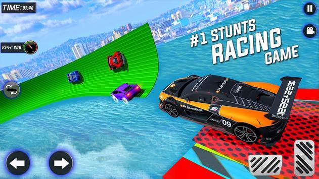 Extreme City GT Car Stunts تصوير الشاشة 11