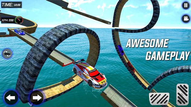 Extreme City GT Car Stunts تصوير الشاشة 13