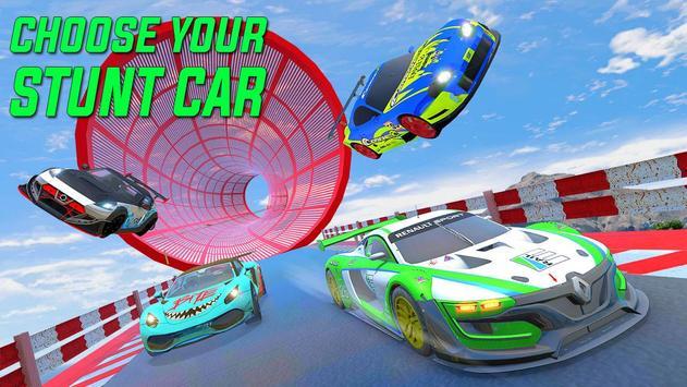 Extreme City GT Car Stunts تصوير الشاشة 17