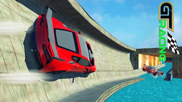 Extreme City GT Car Stunts تصوير الشاشة 5