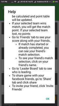Play Cricket screenshot 4