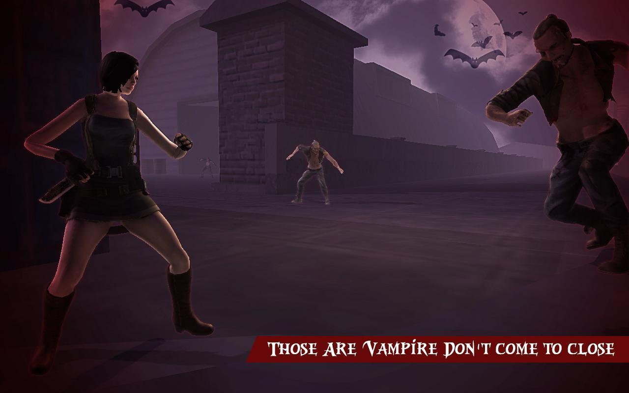 Vampire Hunter : Werewolf Soul for Android - APK Download