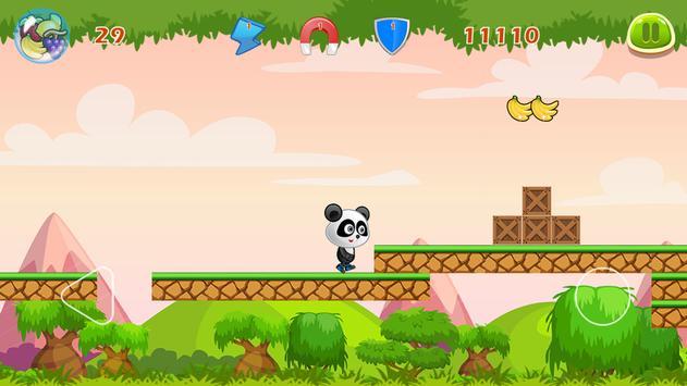 Amazing Panda Adventure screenshot 1