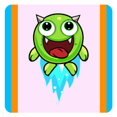 Monster Fall icon