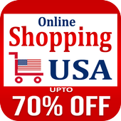 USA Online Shopping, Buy Best Deals & Discounts icon